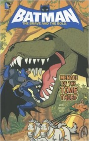 Cover of: Menace of the time thief