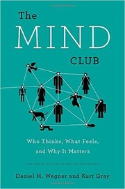 Cover of: The Mind Club |