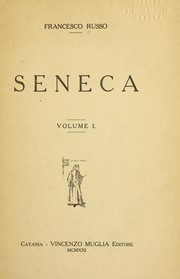 Cover of: Seneca