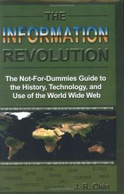 Cover of: The Information Revolution | J. R. Okin