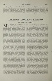 Cover of: Abraham Lincoln's religion