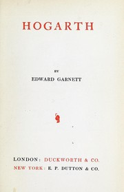 Cover of: Hogarth