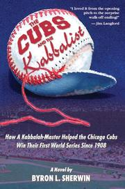Cover of: The Cubs and the Kabbalist | Byron L. Sherwin
