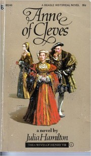 Cover of: Anne of Cleves | Julia Watson