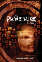Cover of: Pressure