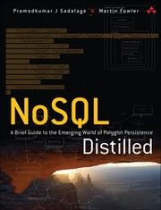 Cover of: NoSQL distilled