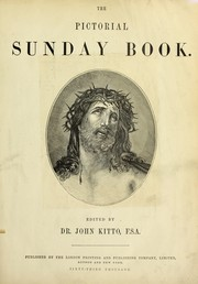 Cover of: The pictorial Sunday book