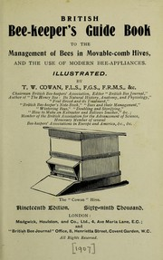 Cover of: British bee-keeper