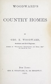 Cover of: Woodward
