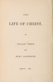 Cover of: The life of Christ