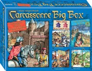 Cover of: Carcassonne Big Box 5 [game] |