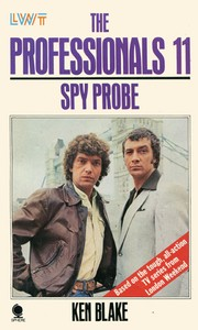 Cover of: Spy Probe | Ken Blake