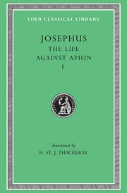 Cover of: The Life. Against Apion