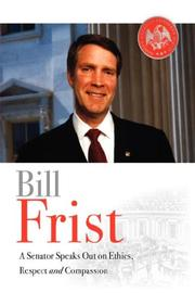 Cover of: Bill Frist