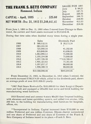1915 Capital, $2,000,000.00 : 1895 Capital $25 by Frank S. Betz Company