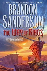 Cover of: The way of kings by Brandon Sanderson