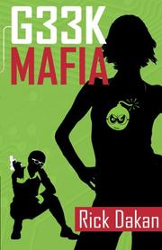 Cover of: Geek Mafia | Rick Dakan