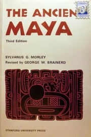 Cover of: The ancient Maya