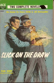 Cover of: Slick on the Draw | Tom West