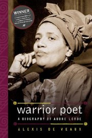 Cover of: Warrior poet: a biography of Audre Lorde