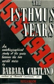 Cover of: The isthmus years. |