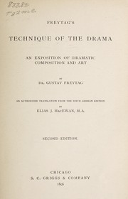 Cover of: Freytag