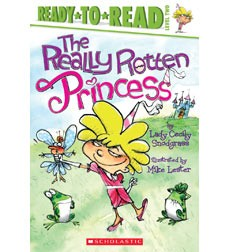 Really rotten princess by Cecily Snodgrass