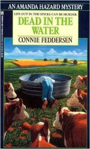 Cover of: Dead in the water | Connie Feddersen