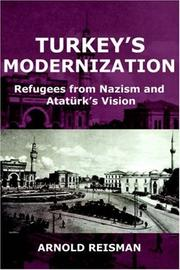 Cover of: Turkey's Modernization | Arnold Reisman