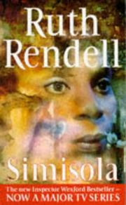 Cover of: Simisola (Inspector Wexford)