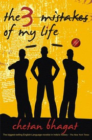 Cover of: The 3 mistakes of my life