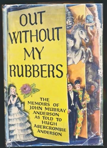 Out without my rubbers by John Murray Anderson