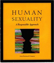 Cover of: Human Sexuality |