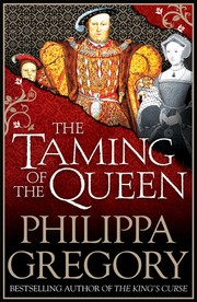 Cover of: The Taming of the Queen (The Tudor Court #5)