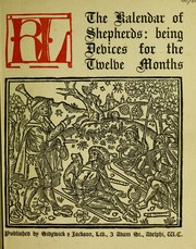 The Kalendar of shepherds by Breton, Nicholas