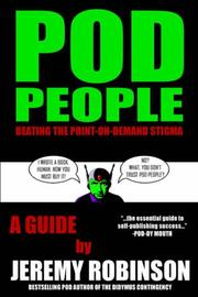 Cover of: POD People