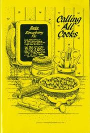 Cover of: Calling All Cooks | Telephone Pioneers of America Alabama Ch