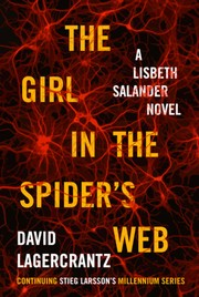 Cover of: The Girl in the Spider's Web