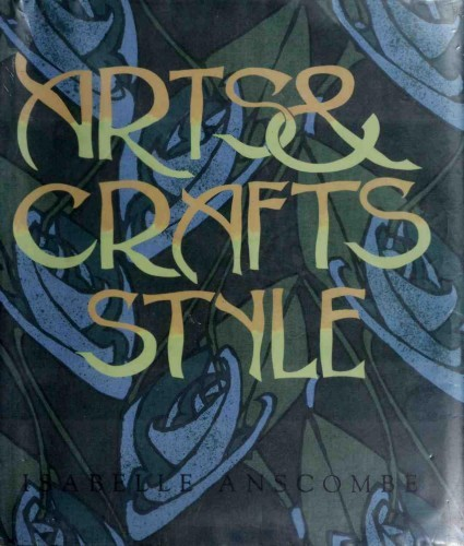 Arts & crafts style by Isabelle Anscombe