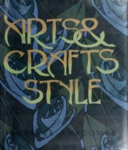 Cover of: Arts & crafts style | Isabelle Anscombe