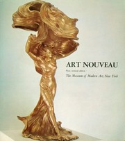 Cover of: Art nouveau | Peter Howard Selz