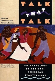 Cover of: Talk That Talk: An Anthology of African-American Storytelling