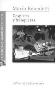 Cover of: Despistes y Franquezas