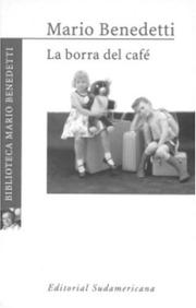 Cover of: La borra del café