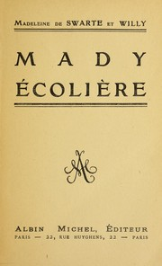 Cover of: Mady
