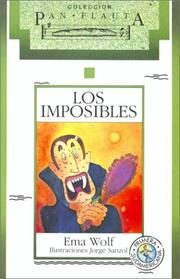 Cover of: Los imposibles