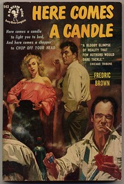 Cover of: Here Comes a Candle