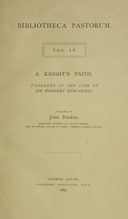 Cover of: Bibliotheca Pastorum..: The Economist of Xenophon; Rock honeycomb; The Elements of prosody and A Knight's faith.