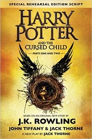 Cover of: Harry Potter and the Cursed Child