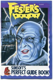 Fester's Quest by Sunsoft of America